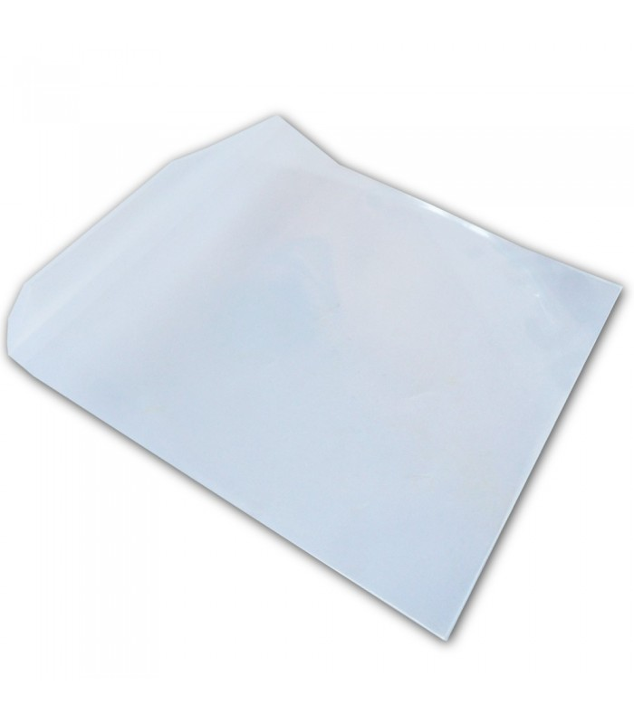 Pochette Plastique Souple Transparente Avec Rabat Pour Cd