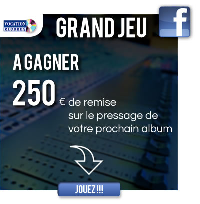 Jeu facebook ! Gagnez 250€ de remise !