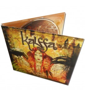 Pressage de CD en Digipack 2 volets