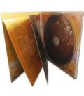Digipack 2 volets format CD pressage cd digipack vernis livre