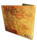 Digipack 2 volets format CD pressage cd digipack vernis dos