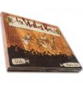 Pressage CD en digipack 3 volets 2 CD dessus