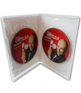 Pressage de DVD en en boitier DVD standard double DVD