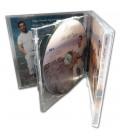 Boitier CD standard double album CD interieur
