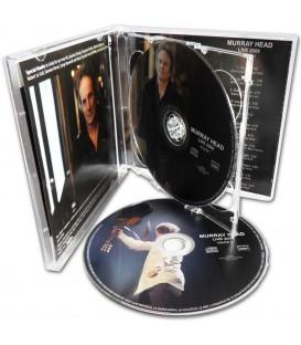 Boitier CD standard double album pressage cd