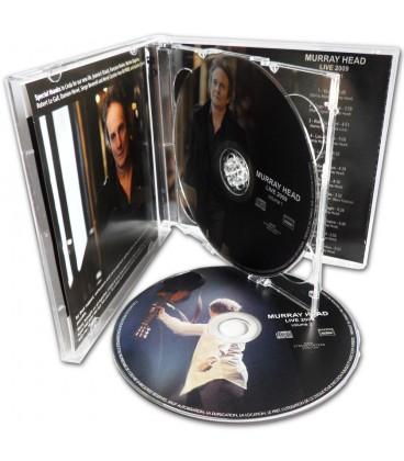 Pressage de CD et DVD en boitier standard double disques
