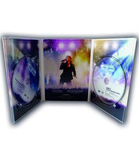 Digipack 3 volets format DVD insertion 3 DVD