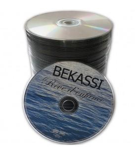 Pressage de CD et DVD sans packaging (en spindle)