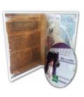 Boitier DVD standard pressage dvd boitier transparent dvd