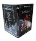 Boitier DVD standard Pressage DVD boitier Amaray dos