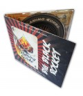 Digipack 2 volets format CD packaging  CD en carton luxe vernis mat ou brillant