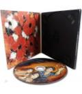 Digipack 2 volets format CD plateau noir interieur